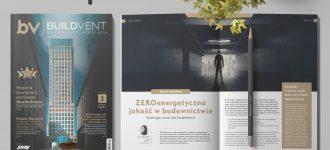 Bezpłatny numer magazynu BuildVent wydany przez Smay Sp. z o.o.