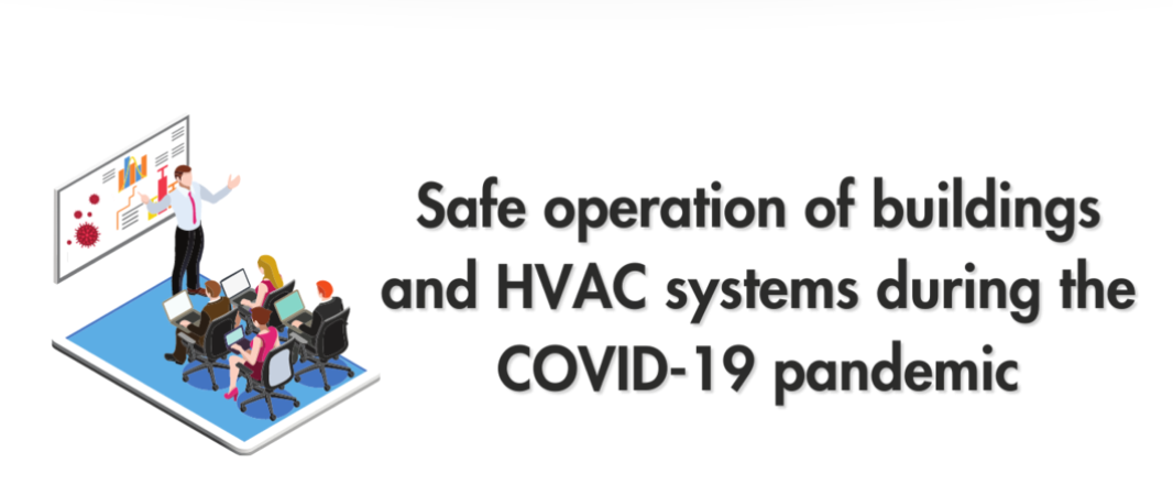 Kurs online: Bezpieczna eksploatacja budynków i systemów HVAC podczas pandemii koronawiursa