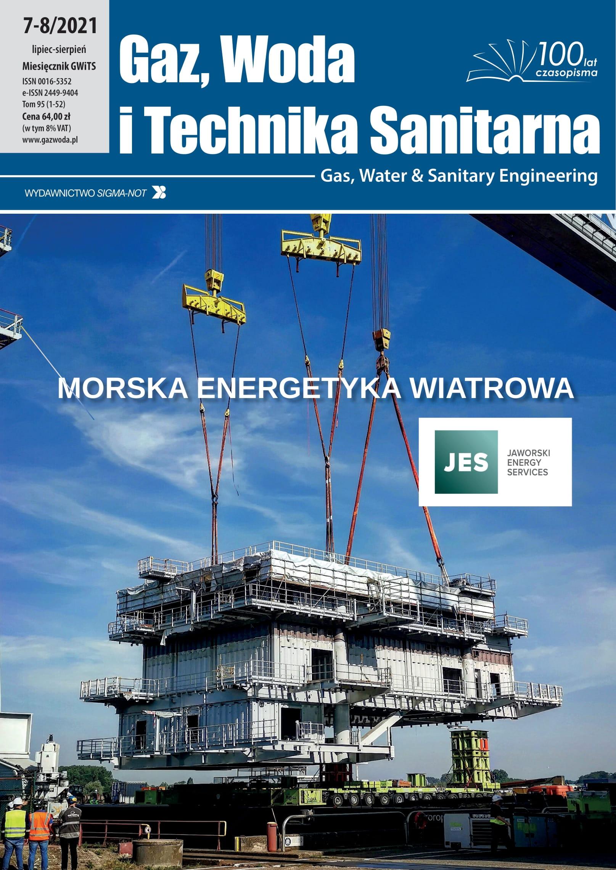 Gaz, Woda i Technika Sanitarna 7-8/2021