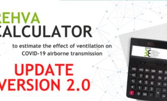 Kalkulator REHVA 2.0.